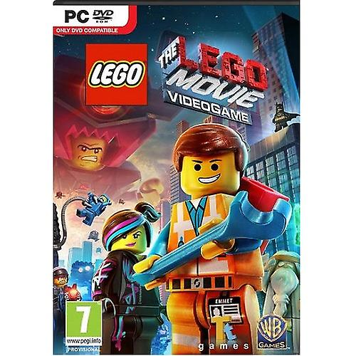 LEGO Movie The Videogame PC Game