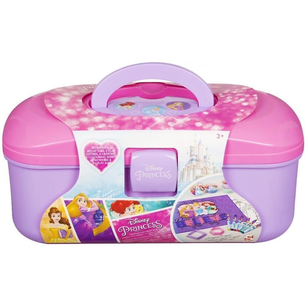 Disney Princess Creative Clay Craft Box