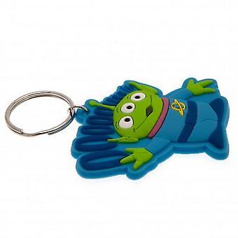 Toy Story 4 Alien PVC Keyring