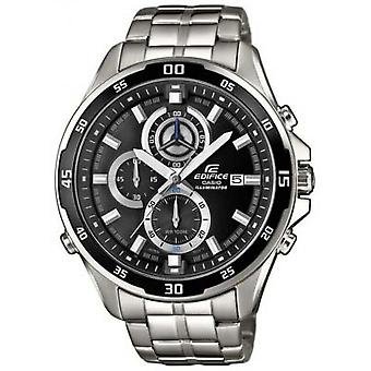 Casio EFR-547D-1AVUEF Watch-mäns silver rund klocka