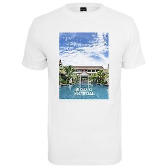 Mister camiseta-mi casa no es tu casa