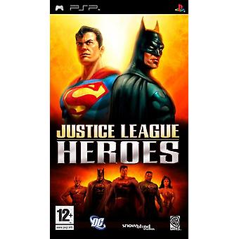 Justice League Heroes (PSP) - New