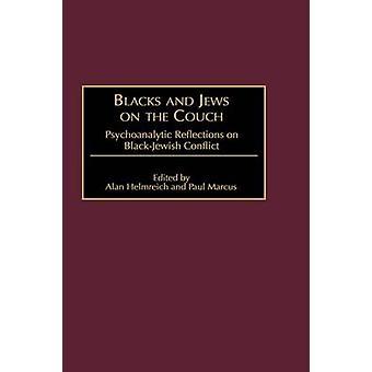 I neri e gli ebrei sulle riflessioni sul conflitto BlackJewish da Alan & Helmreich psicoanalitica divano
