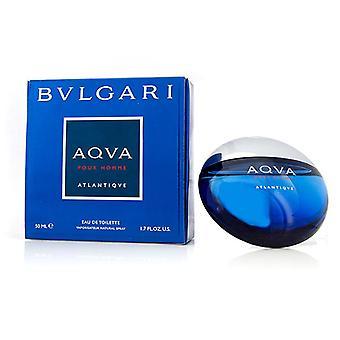 Bvlgari Aqva Pour Homme Atlantiqve Eau De Toilette Spray - 50ml/1.7 oz