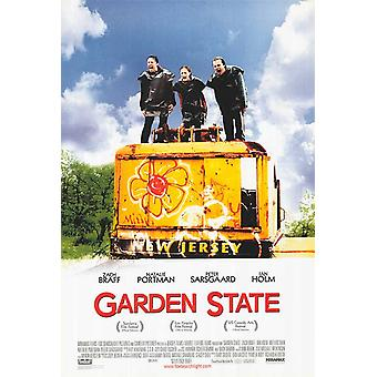 Garden State (Single Sided Regular Reprint) (2004) Reprint Cinema Poster