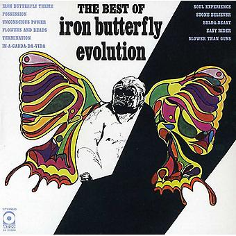 Iron Butterfly - Best of Iron Butterfly [CD] USA import