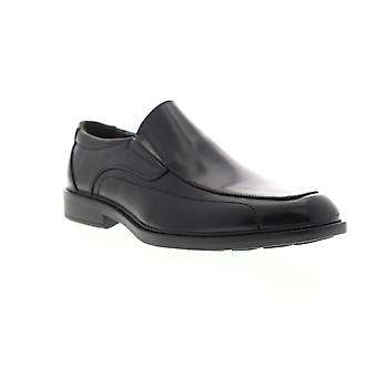 Unlisted by Kenneth Cole On A Mission  Mens Black Dress Loafers Shoes