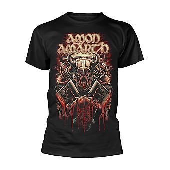 Amon Amarth Fight T-paita