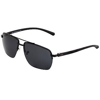 Simplificar Lennox Gafas de Sol Polarizadas - Negro/Negro