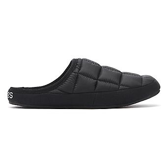 Coma Toes Tokyoes Mens Black / Cobalt Blue Slippers