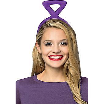 Teletubbies Tinky Winky Headpiece