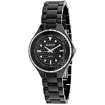Roberto Bianci Women's Casaria Black Dial Watch - RB2791