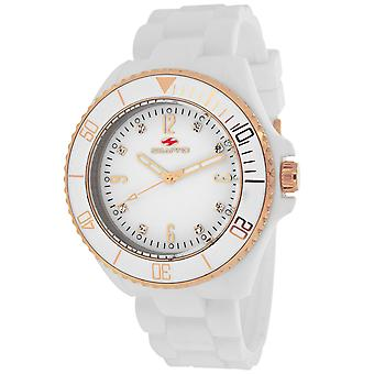 Seapro Frauen's Sea Bubble White Dial Uhr - SP7413