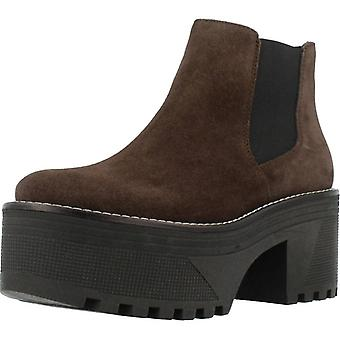 Alpe Booties 3504 11 Farbe Anthrazit