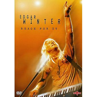 Edgar Winter - Royal Albert Hall 2004: Reach for It [DVD] USA import