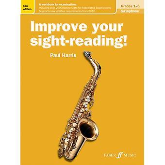 Improve your sightreading Saxophone Grades 15