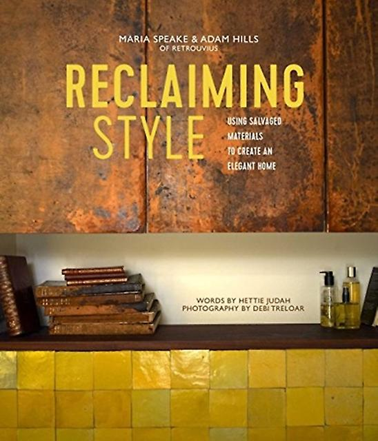 Reclaiming Style by Maria Speake