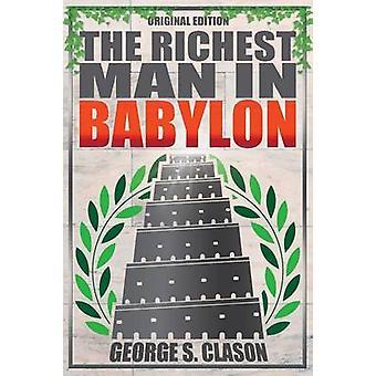Richest Man In Babylon  Original Edition by Clason & George S