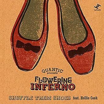Quantic Presenta Flo - Shuffle Them Shoes [Vinyl] USA import