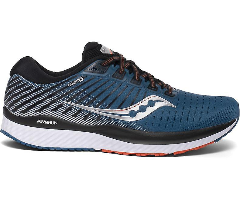 Saucony Guide 13 | SS20 | Blue/Silver/Black