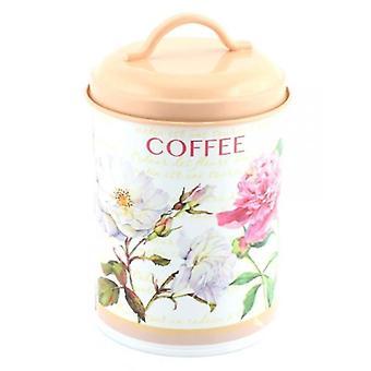 Leonardo Flower Garden Coleção De cister de café com tampa e alça