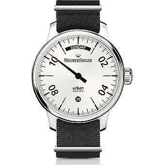MeisterSinger Men's Watch Form & Style Urban Day Date Automatic URDD901_SNY01