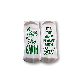S217 Save the Earth - Sock