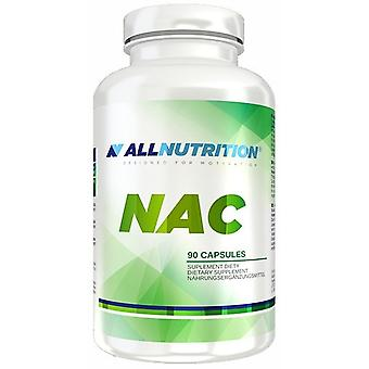 Allnutrition NAC 90 Capsules (Sporting Goods , Exercise & Fitness , Cardio , Jump Ropes)