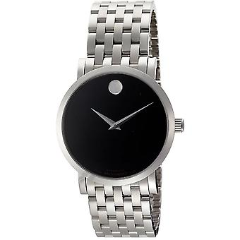 Movado Red Label Automatic Mens Watch 0606283