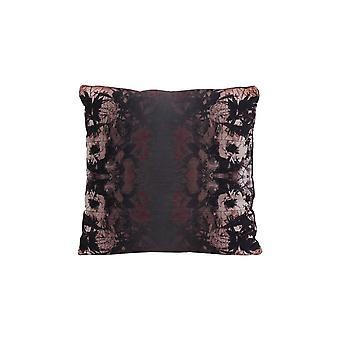 Licht-en leefkussen 50x50cm Rorschach Velvet Purple Dessin