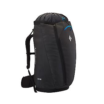 Black Diamond Creek 50L Backpack (Black M/L)