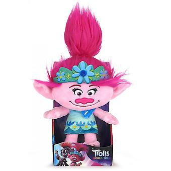Trolls World Tour Poppy 10 Inch Pluche Knuffel