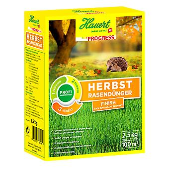HAUERT Progress Autumn Lawn Fertilizer, 2.5 kg