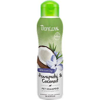 TropiClean Champú de Awapuhi y Coco 355 ml (Dogs , Grooming & Wellbeing , Shampoos)