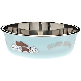Ferribiella Schüssel Aufregung Bella S. (Hunde , Futter- und Wassernäpfe)