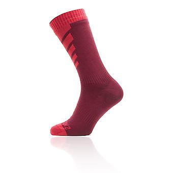 Sealskinz Waterproof Warm Weather Mid Length Socks