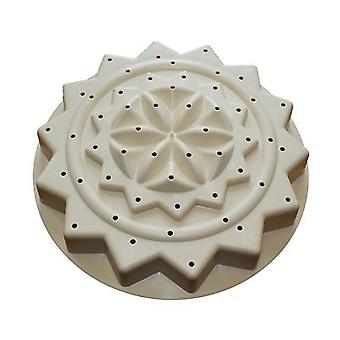 Ægost form 25cm - Æg ost stjerne