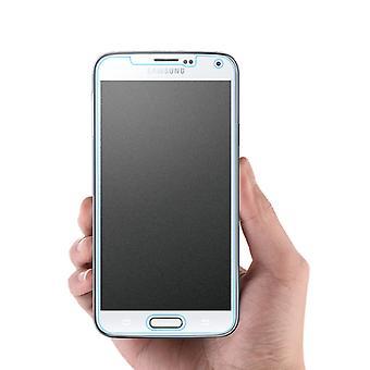 Panssaroidut lasi Samsung Galaxy S5 / S5 neo reaaliaikaisen suojan folio mobiili Matt