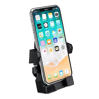 Long neck car mobile phone holder accessories 360 car air outlet gargoyle clip bracket wireless charging bracket accessories