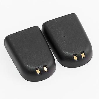 2-pck de baterías para Plantronics Savi W440 W440M W740 W745 WH500