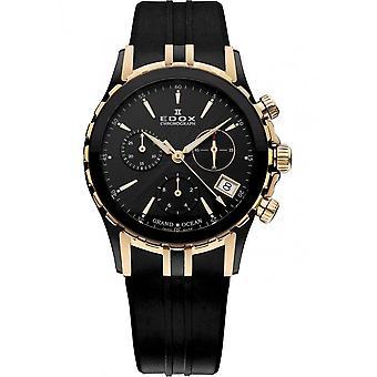 Edox - Wristwatch - Unisex - Grand Ocean - 10410 357RN NIR