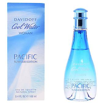 Women's Perfume Cool Water Woman Pacific Summer Edition Davidoff EDT