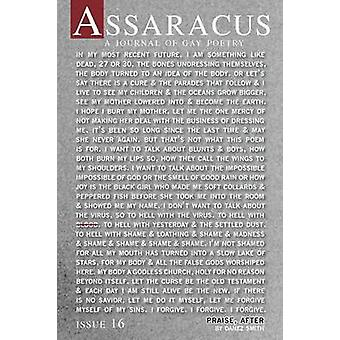 Assaracus Issue 16 A Journal of Gay Poetry by Borland & Bryan