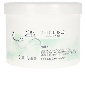 Wella Nutricurls Maske 150 Ml Unisex
