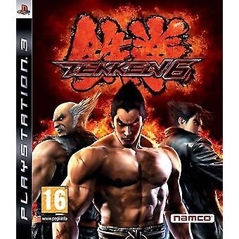 Tekken 6 - Platinum Edition (Sony PS3) - Neu