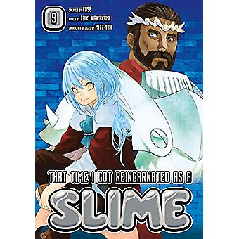 That Time I Got Reincarnated As A Slime 9 by Fuse - 9781632367471 Book