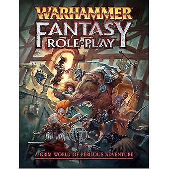 Warhammer Fantasy roleplay fjerde udgave rulebook