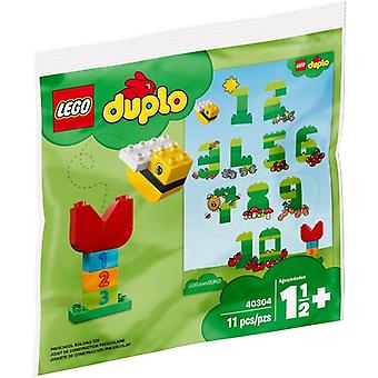 LEGO 40304 Numbers learn polybag