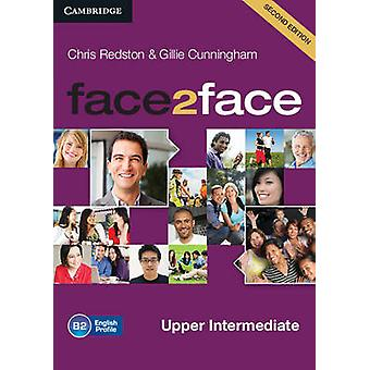 Face2Face bovenste intermediaire klasse audio-cd's 3 door Chris Redston