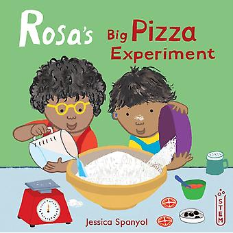 Rosas Big Pizza Experiment par Jessica Spanyol